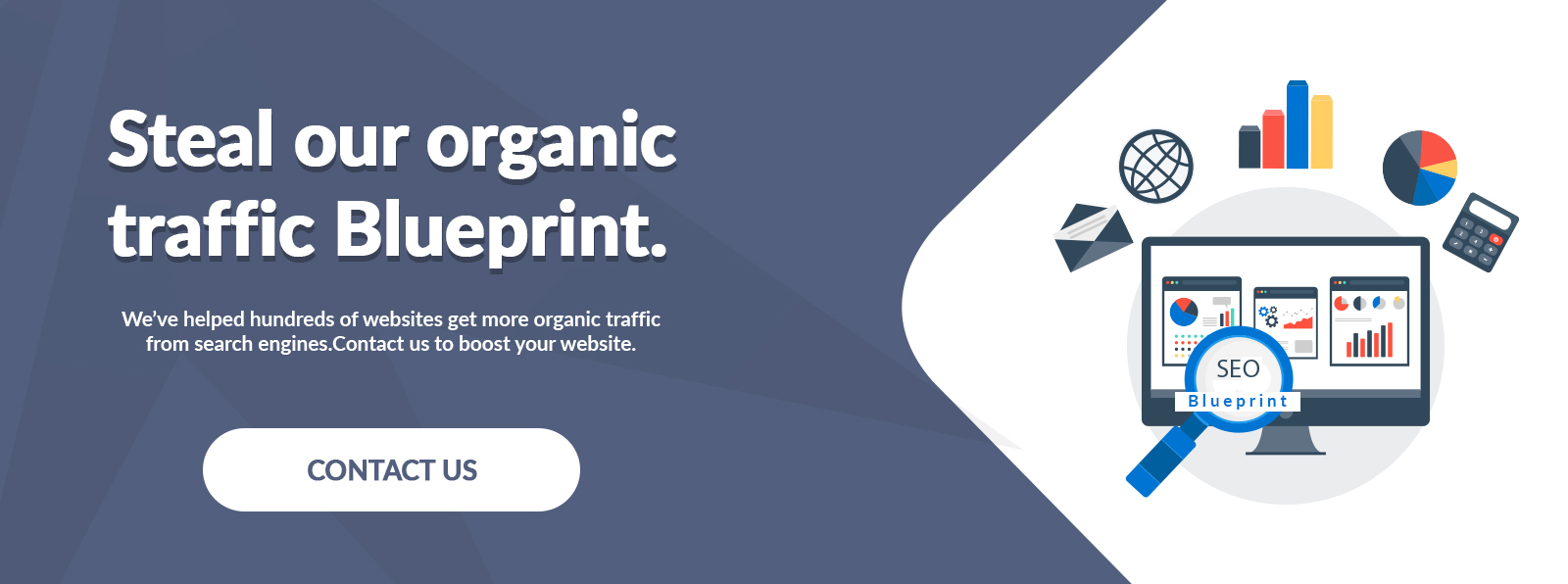 steal our organic traffic blueprint