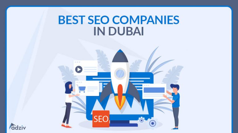 6 Best SEO Companies in Dubai