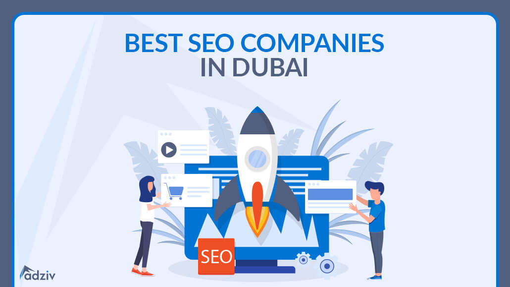 6 Best SEO Companies in Dubai