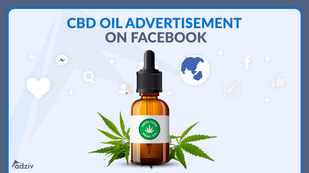 Can You Advertise CBD Oil on Facebook?