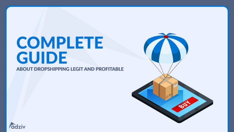 Is Dropshipping Legit and Profitable? User Guide