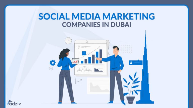 Social Media Marketing Companies in Dubai