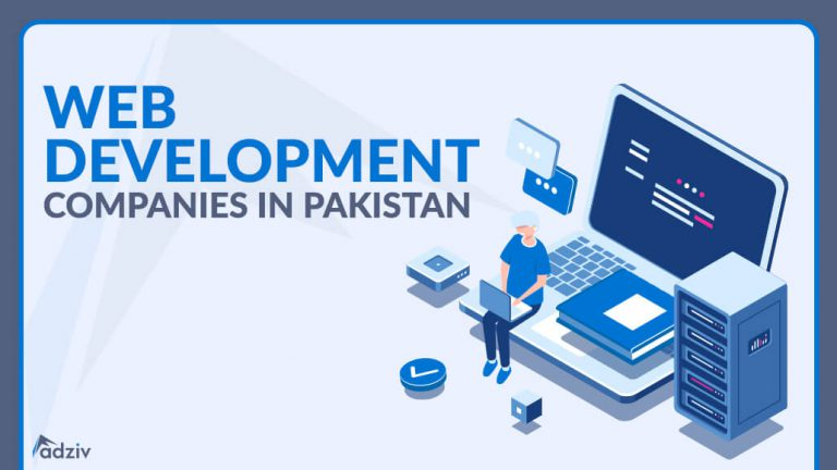 Best 5 Web Development Companies in Pakistan