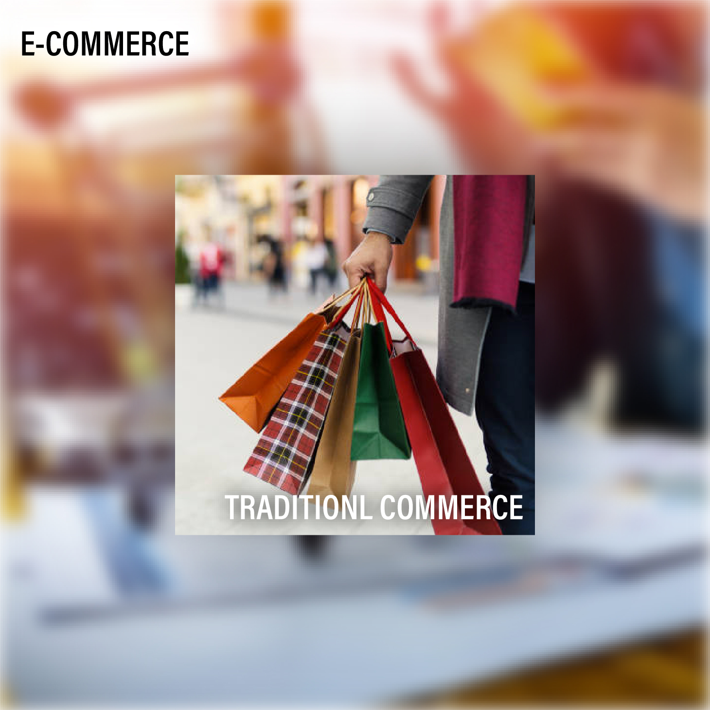 eCommerce Different from Traditional Commerce