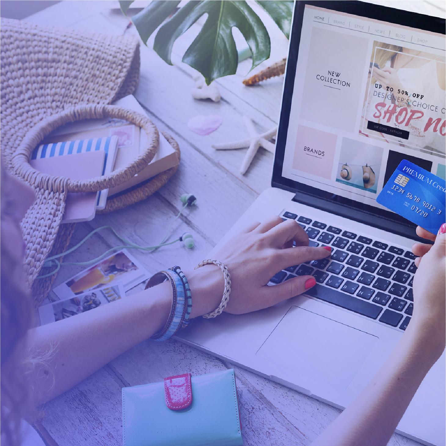 eCommerce Website Work